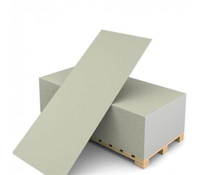 Гипсокартонный лист (ГКЛ)  Кнауф обычный 1200х2500х12,5 мм