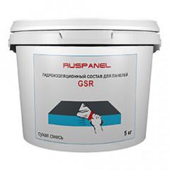 Гидроизоляционный состав для панелей - GSR