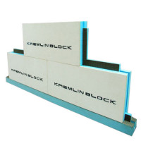Кремлевский Блок 2400 х 600 х 100 мм