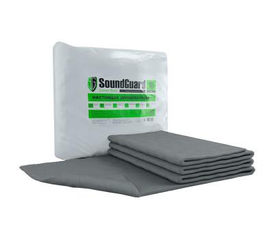 Звукоизоляционный мат SoundGuard Cover Base 5000х1500х10 мм (7,5 м²)