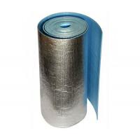 Пенофол фольгированный толщина 10 мм (рулон 18 м2)