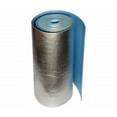 Пенофол фольгированный толщина 5 мм (рулон 36 м2)