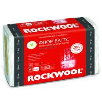 Звукоизоляционная плита Роквул (Rockwool) Флор Баттс 25 мм