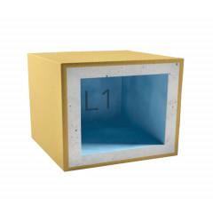 Звукоизоляционный короб для светильника AcousticGyps Box L1