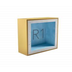 Звукоизоляционный подрозетник AcousticGyps Box R1